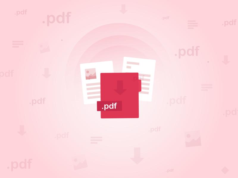 مزایا و معایب استفاده از فایل pdf در سایت!