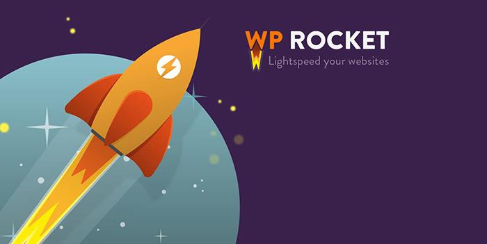 افزونه افزایش سرعت wp-rocket