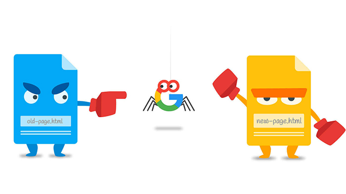 حذف ایندکس گوگل