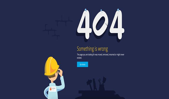 صفحات 404 و اشتباهات سئو