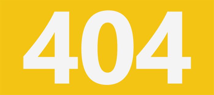 آموزش رفع خطای 404 در سایت