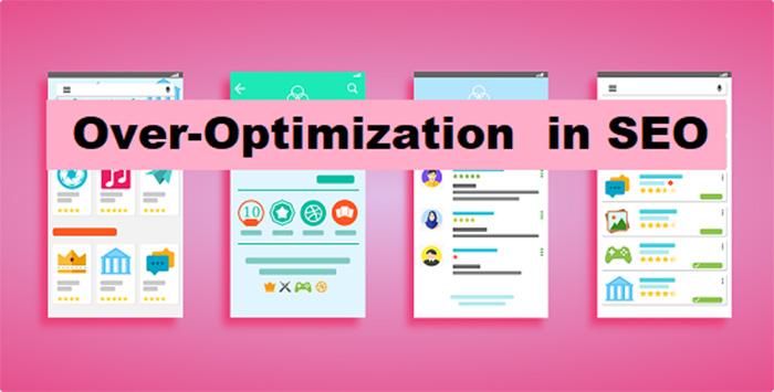 بهینه سازی بیش از حد یا over-optimization