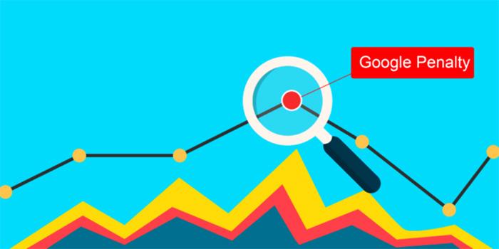 پنالتی گوگل چیست؟