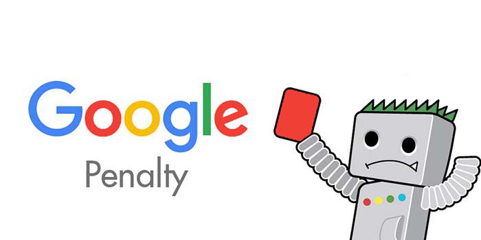 نحوه تشخیص جریمه گوگل