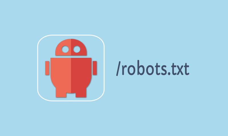 ساخت روبوتس سایت