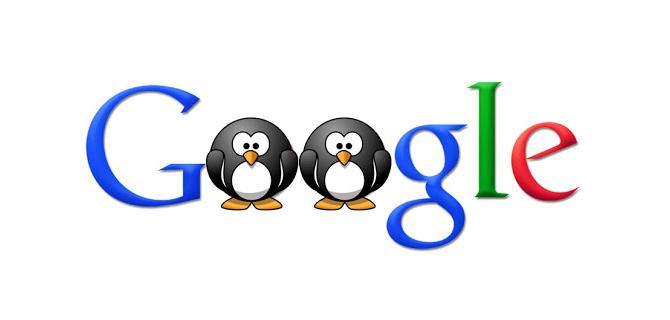 پنگوئن گوگل