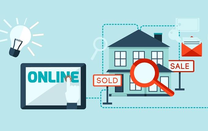 کسب و کار اینترنتی املاک