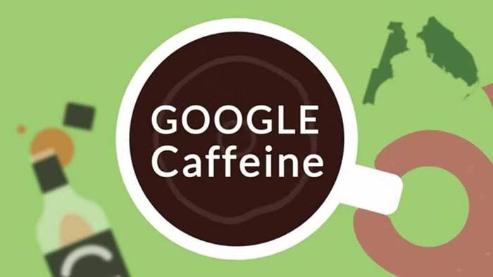 Google Caffeine چیست