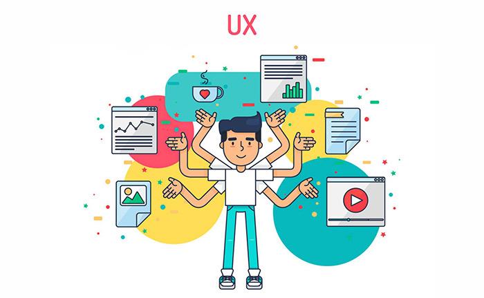 (UX و UI)