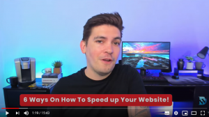 6 Easy Ways To Speed Up Your Wordpress Website