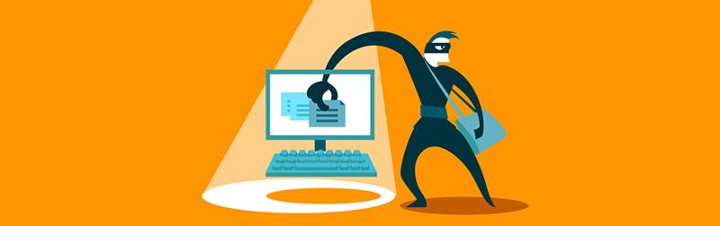 دزدی از پهنای باند سایت