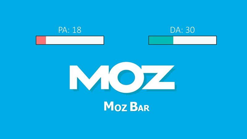 Moz Bar