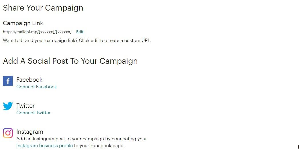 اشتراک کمپین